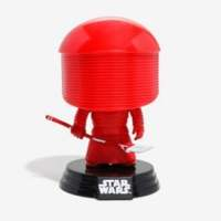 Star Wars: The Last Jedi Praetorian Guard Vinyl Bobble-Head Funko Pop!