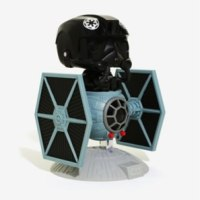 Star Wars Tie Fighter Pilot With Tie Fighter Vinyl Bobble-Head Funko Pop!