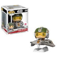 Deluxe Star Wars Funko Pop - Luke with X-Wing