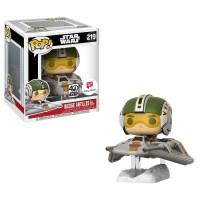Deluxe Star Wars Funko Pop - Luke with X-Wing