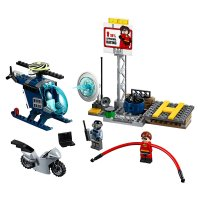 Elastigirl's Rooftop Pursuit Playset - Incredibles 2 LEGO