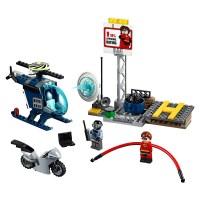Elastigirl's Rooftop Pursuit Playset – Incredibles 2 LEGO