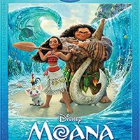 Disney's Moana (2016 Movie)