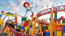 toy story land dedication