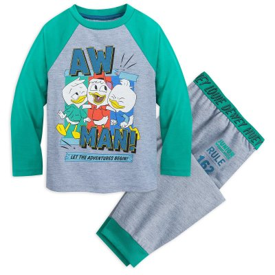 DuckTales PJs for Boys | Disney Kids Clothing