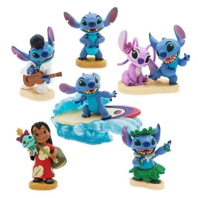 Lilo & Stitch Figure Play Set (6-Piece)