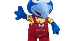 Muppet Babies Gonzo Plush Stuffed Animal