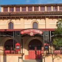 The Trolley Car Café (Disney World)