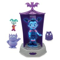 Vampirina Glowtastic Friends Figure Set (Glow-in-the-Dark)