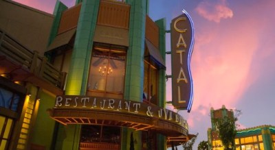Catal Restaurant (Disneyland)