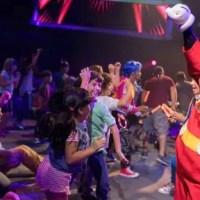 Disney Junior Dance Party! (Disney World)