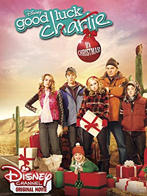 good luck charlie its christmas disney channel original movie - Disney Channel Christmas