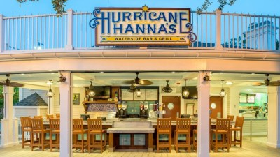 Hurricane Hanna's Grille (Disney World)
