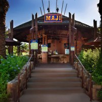 Maji Pool Bar (Disney World)