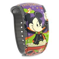 Mickey Mouse and Friends Halloween 2018 MagicBand 2