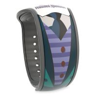 The Haunted Mansion Maid and Butler MagicBand 2