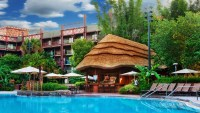Uzima Springs Pool Bar(Disney World)
