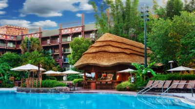 Uzima Springs Pool Bar (Disney World)
