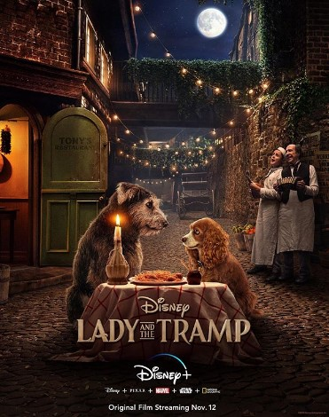 lady and the tramp live