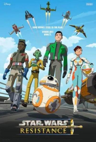 Star Wars Resistance (Disney Channel)