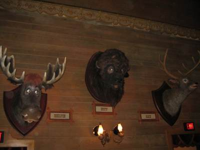 Country Bear Jamboree (Disney World Show)