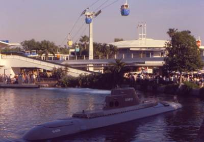 Submarine Voyage – Extinct Disneyland Attractions