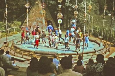 Ceremonial Dance Circle – Extinct Disneyland Attractions