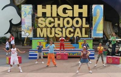 High School Musical 2: School's Out– Extinct Disney World