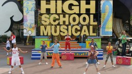 High School Musical 2: School's Out- Extinct Disney World