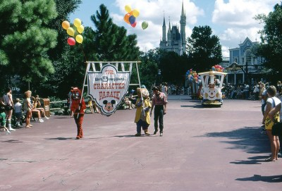 Mickey Mouse Character Parade – Extinct Disney World