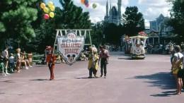 Mickey Mouse Character Parade- Extinct Disney World