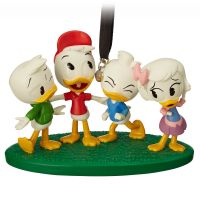 Disney's DuckTales Sketchbook Christmas Ornament
