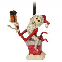 Jack Skellington Sketchbook Christmas Ornament