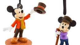 Mickey Mouse Mickey's Christmas Carol Ornament Set