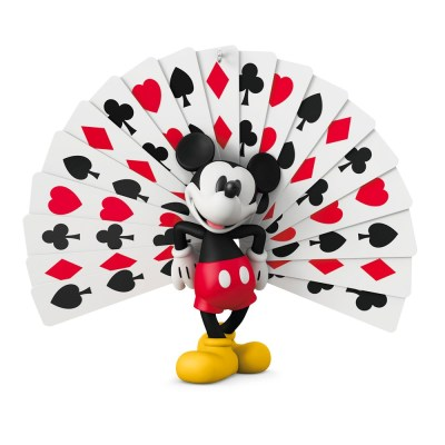 Mickey's Through the Mirror 2018 Christmas Ornament