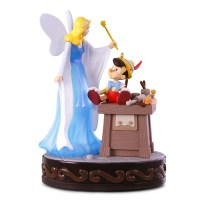 Pinocchio A Real Boy 2018 Christmas Ornament