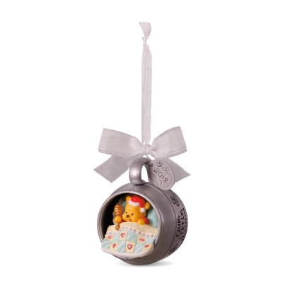 Winnie the Pooh Baby's First Christmas 2018 Christmas Ornament