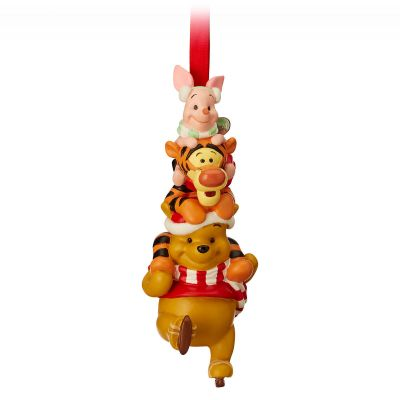 Winnie the Pooh and Pals Sketchbook Christmas Ornament