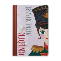 The Nutcracker and the Four Realms Deluxe Notebook Set