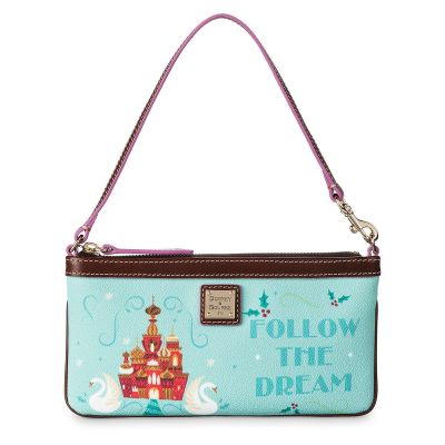 The Nutcracker and the Four Realms Wristlet by Dooney & Bourke