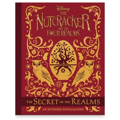 The Secret of the Realms Book | The Nutcracker and the Four Realms