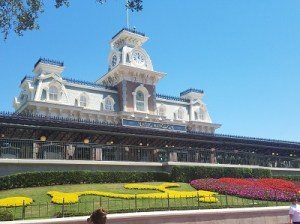 walt disney world history