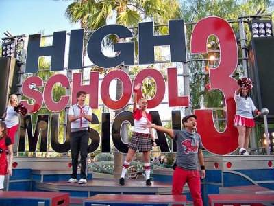 High School Musical 3: Right Here! Right Now! – Extinct Disney World Show