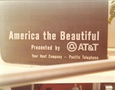 America the Beautiful– Extinct Disney World Attraction