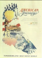 American Journeys - Extinct Disney World Attraction