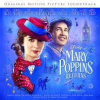 Mary Poppins Returns CD | Disney Movie Music