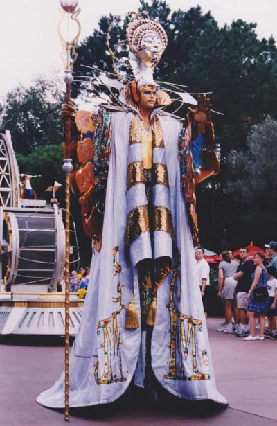 Tapestry of Nations Parade– Extinct Disney World