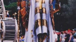 Tapestry of Nations Parade- Extinct Disney World