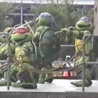 Teenage Mutant Ninja Turtles- Extinct Disney World Show