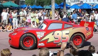 Disney Stars and Motor Cars Parade– Extinct Disney World